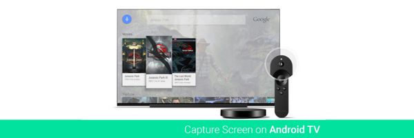 การ Capture Screen บน Sony Android TV